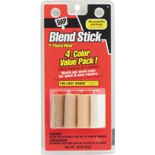 DAP Blend Stick 4 Color Value Pack - Light Woods