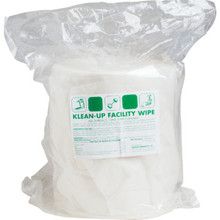 Klean-Up Facility Wipes Package Of 2