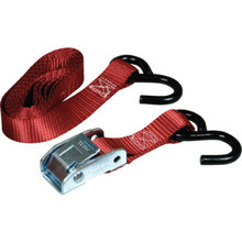 Keeper 6' Cam Buckle Nylon Tie Down Strap Package Of 2