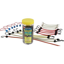 Keeper Stretch Cord Assortment Package Of 20