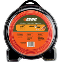 ".095"" x 282' Echo Nylon String Trimmer Line"