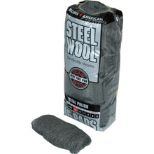 Steel Wool Scouring Pad Package Of 16