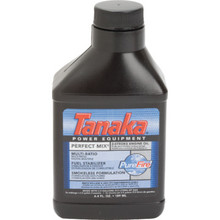 Tanaka Perfect Mix 2.6 Oz 2-Cycle Engine Oil With Fuel Stabilizer 6/Pk