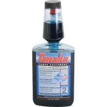 Tanaka Perfect Mix 16 Oz 2-Cycle Engine Oil With Fuel Stabilizer