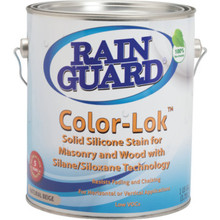 1 Gallon RainGuard Color-Lok Solid Stain - Natural Beige