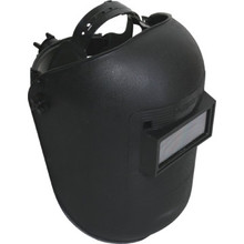 Campbell Hausfeld Standard-Duty Welding Helmet With Drop Down Ratchet Headgear