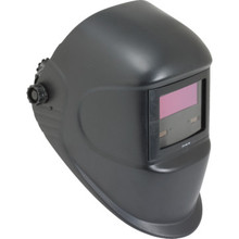 Campbell Hausfeld Auto Darkening Welding Helmet With Drop Down Ratchet Headgear