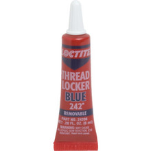 .20 Ounce Loctite Threadlocker Blue 242