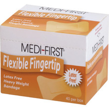 Woven Fingertip Bandage Package Of 40