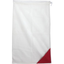 "Laundry Bag Washable Mesh 24""W x 36""L Red Tag"