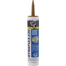 10.1 Oz DAP Dynaflex 230 Premium Latex Sealant - Cedar Tan