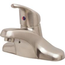 CFG Cornerstone Lavatory Faucet Brushed Nickel Single Handle