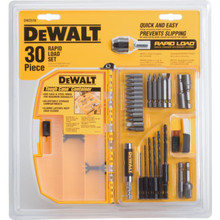 DeWalt Rapid Load 30-Piece Kit