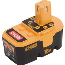 Ryobi One+ Replacement 18 Volt Battery 2/Pk