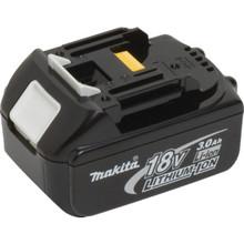 Makita 18 Volt 3.0 Ah Lithium-Ion Battery