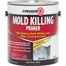 1 Gallon Zinsser Mold Killing Primer - White