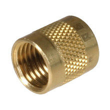 Brass Valve Cap With Seals Package Of 25