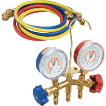 JB R-22 And R-410A Refrigeration Charging Manifold