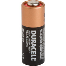 A23 Duracell Coppertop Alkaline Battery, Package of 4
