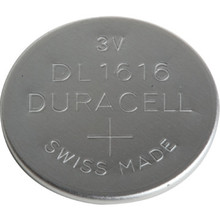 DL1616 3V Coin Cell Duracell Battery