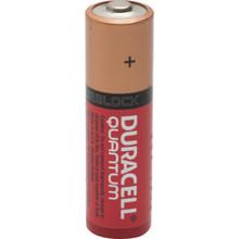 AA Duracell Quantum Alkaline Battery 8 Per Package