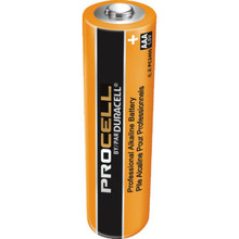 AAA Duracell ProCell Alkaline Battery 24 Per Package