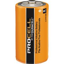 D Duracell ProCell Alkaline Battery 12 Per Package