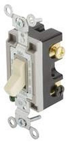 15 Amp 4-Way Quiet Wall Switch - Ivory