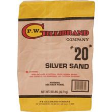 Pool Silica Sand, 50 Pound