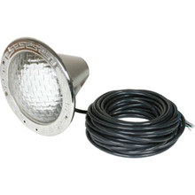 Pool Interior Flush Mount Light Fixture, Standard Fluorescent