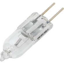 Halogen Bulb Value Light 50W T3 G8 Base Clear
