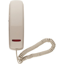 Aegis Slimline Single Line Ash Telephone