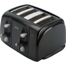 Sunbeam 4-Slice Toaster Black