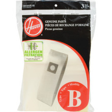 Hoover Type B Vacuum Bag Allergen Case Of 25