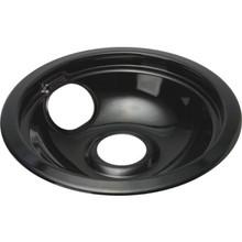 Universal 6 Black Drip Bowl 6 Per Package