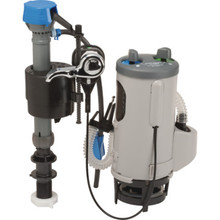 Fluidmaster DuoFlush Complete Conversion Kit Inc. Flush Tower And Fill Valve