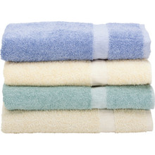 Fibertone Pool Towel Cam 24x50 10.5 Lbs/Dozen Seafoam Case Of 60