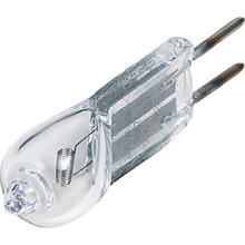 Halogen Bulb Sylvania 20W T3 G4 Base Clear