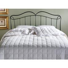Enviroloft Blanket Queen 90x90 32 Oz White Case Of 4