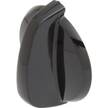 GE Gas Burner Knob - Black
