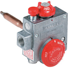 RobertShaw Water Heater Gas Valve