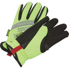 Mechanix Wear Fast Fit Gloves X-Large Hi-Viz