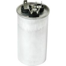 370 Volt 30/3 MFD Round Run Capacitor