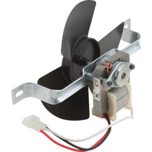 DUCT-FREE RANGE HOOD FAN ASSEMBLY