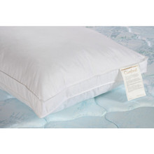 Best Western Comforel Gussetted Pillow Queen 20x30 27 Ounce Case Of 10