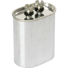 370 Volt 3 MFD Oval Run Capacitor