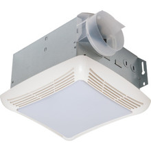Broan NuTone 70 CFM Exhaust Fan And Light