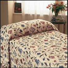 Martex Bedspread Full XL 96x116 Throw Style Home Terrace Multicolor