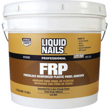 Liquid Nails 3.5 Gallon Wall Panel Adhesive