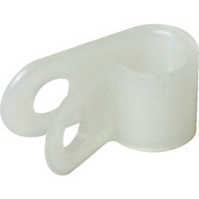 Plastic Cable Clamp Package Of 18